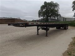 1996 Great Dane T/A Flatbed Trailer