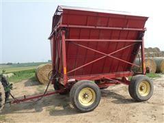 2004 Richardton 8020-750 12' Forage Dump Wagon