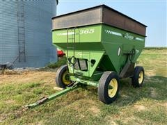 Demco 365 Posi Flow Grain Cart