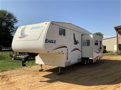2005 Jayco Eagle 305 BHS Travel Trailer W/ 5th Wheel