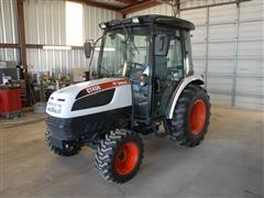 2009 Bobcat CT450B MFWD Compact Utility Tractor