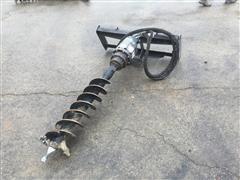 Danuser EP10 Hydraulic Post Hole Digger