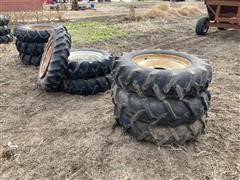 Zimmatic Tires And Rims