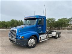 2004 Freightliner Century 120 T/A Truck Tractor W/Wet Kit
