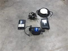 Trimble EZ Guide 500/ EZ Steer System w/ RTK Unlock