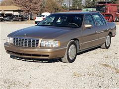 1998 Cadillac Deville Car