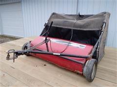 Craftsman 486.24222 Lawn Sweeper