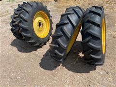 T-L 11.2-24 Pivot Tires And Rims