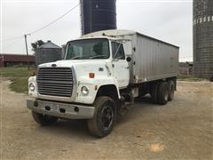 1982 Ford LNT9000 T/A Grain Truck