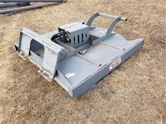 Hawz 6' Shredder/mower