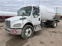 2007 Freightliner M2 S/A Propane Delivery Truck (INOPERABLE)