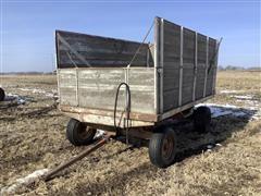 Allis-Chalmers Forage Wagon
