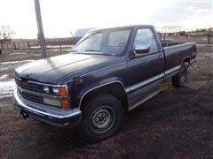 1988 Chevrolet K1500 4x4 Pickup