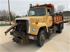 1991 Ford L8000 S/A Dump Truck