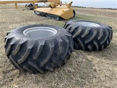 Goodyear 30.5L-32 Tires & Rims