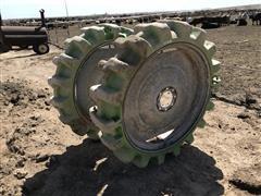 Rhino Gator Pivot/Sprinkler 11.2-38 Plastic Tires W/ Wheels