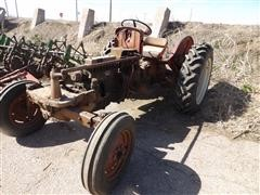 1956 Massey Harris 50 2WD Tractor (FOR PARTS ONLY)