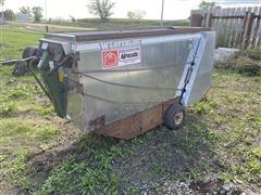 Weaverline 436 Hydrostatic Self Propelled Feed Cart