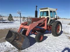 1974 International 966 2WD Tractor