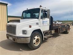 1998 Freightliner FL70 Flatbed Truck
