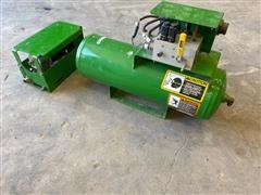 John Deere 1790 Air Compressor W/Tank