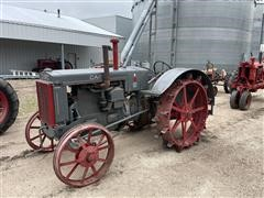 1937 Case L 2WD Tractor
