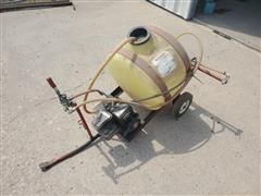 Lawn Sprayer & Tank