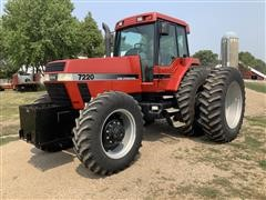 1994 Case IH 7220 MFWD Tractor