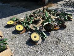 John Deere Planter Fertilizer Row Units