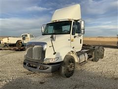 2013 International 8600 TranStar T/A Truck Tractor