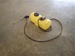 Pk 12 Volt Lawn Sprayer