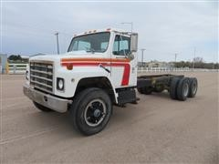 1980 International S1800 F1924 T/A Cab & Chassis