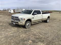 2016 Ram 3500 4x4 Dually Pickup