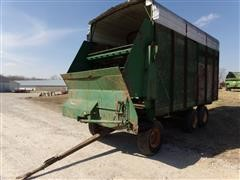 Badger BN 950 T/A Silage Wagon