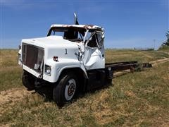 1989 International T/A Truck Tractor