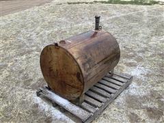 1958 American Steel & Iron Works Fuel Tank