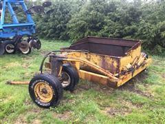 Soil Mover 40-RF Pull Type Scraper