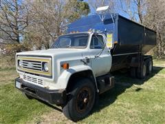 1979 Chevrolet C70 Custom T/A Grain Truck