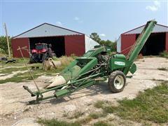 Oliver 83 Pull-Type Corn Picker