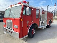 1985 Kenworth S/A Fire Truck