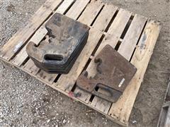 Allis-Chalmers 255861 4 WA 3 Suitcase Weights