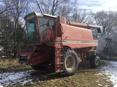 1983 International 1480 Combine (For Parts)