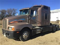 2007 Kenworth T600 T/A Truck Tractor