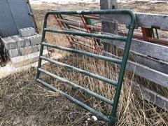 "Farmaster 4'x5'8"" Livestock Gate"