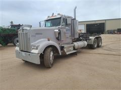 1996 Kenworth Construction W900 T/A Fertilizer Truck