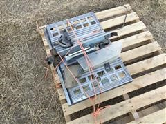 """Delta 10"""" Motorized Table Saw"""