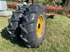 T-L 10.00-22 Pivot Tires And Rims