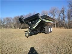 2017 Balzer 1450 Grain Cart