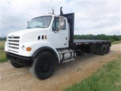 2007 Sterling L7500 T/A Flatbed Truck