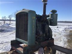 Detroit Diesel 3-Cyl Power Unit